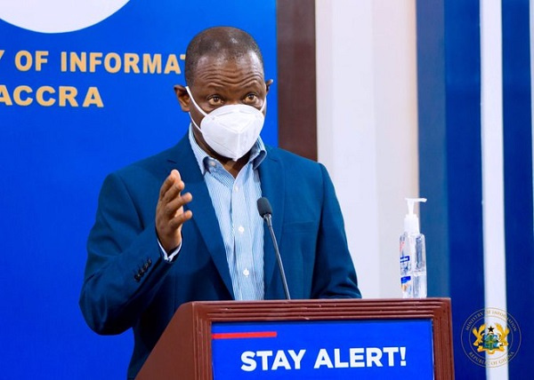 Covid-19: Greater Accra Remains On A Steep Rise – Health Service Boss
